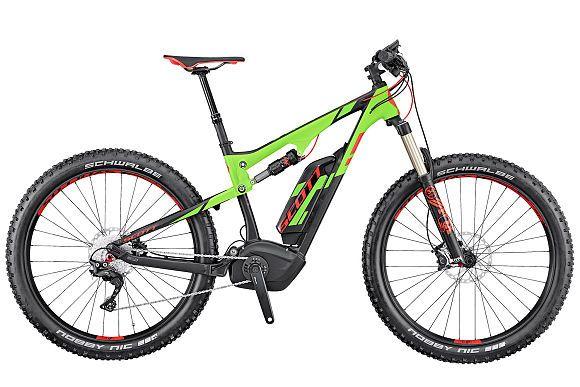 Elektrobike E Bike Test 2016 E Mountainbike Scott E Genius 710 Plus