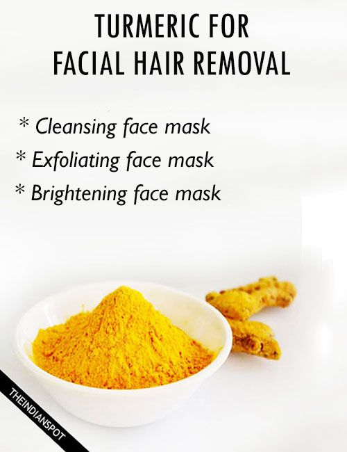 How to remove small facial hair-3661