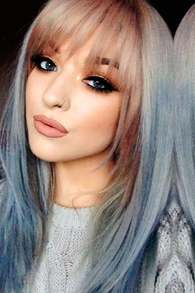 Hair Styles With Bangs Prepossessing Popular Styles With Fringe Bangs That Will Elevate Your Beauty