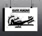#pilatwandkunst #embodypilates #pilatejoseph #mattepilates #josephdrucke #matteposter #wandkunst #po...
