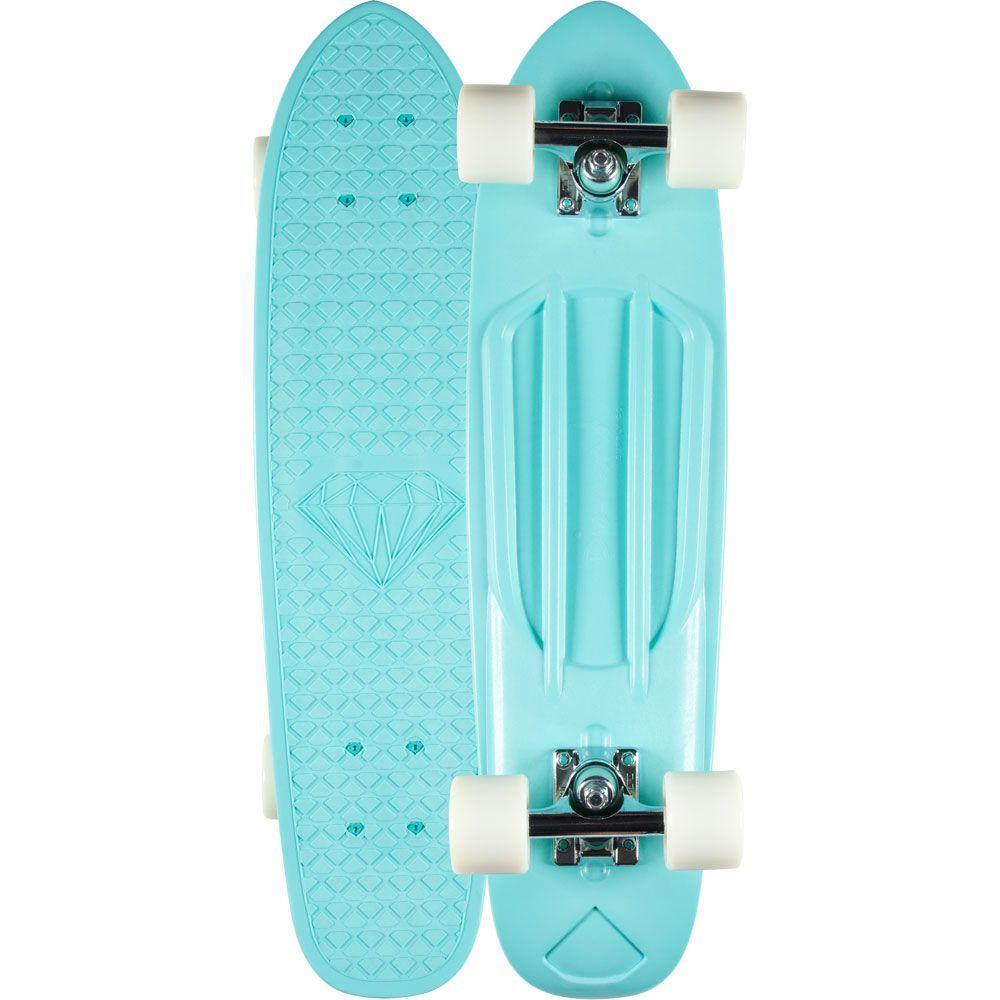Diamond Supply Co Diamond Life Cruiser Skateboard