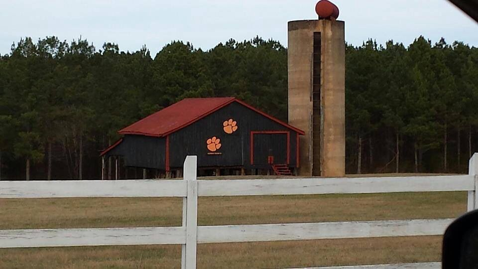 Pin By Karen Ashley On Clemson Tigers Outdoor Structures Outdoor House Styles