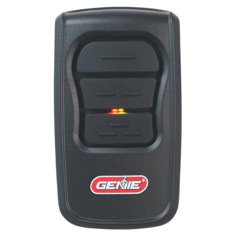 Genie Master 3 Button Transmitter 37335r Garage Doors Genie Garage Door Garage Door Opener