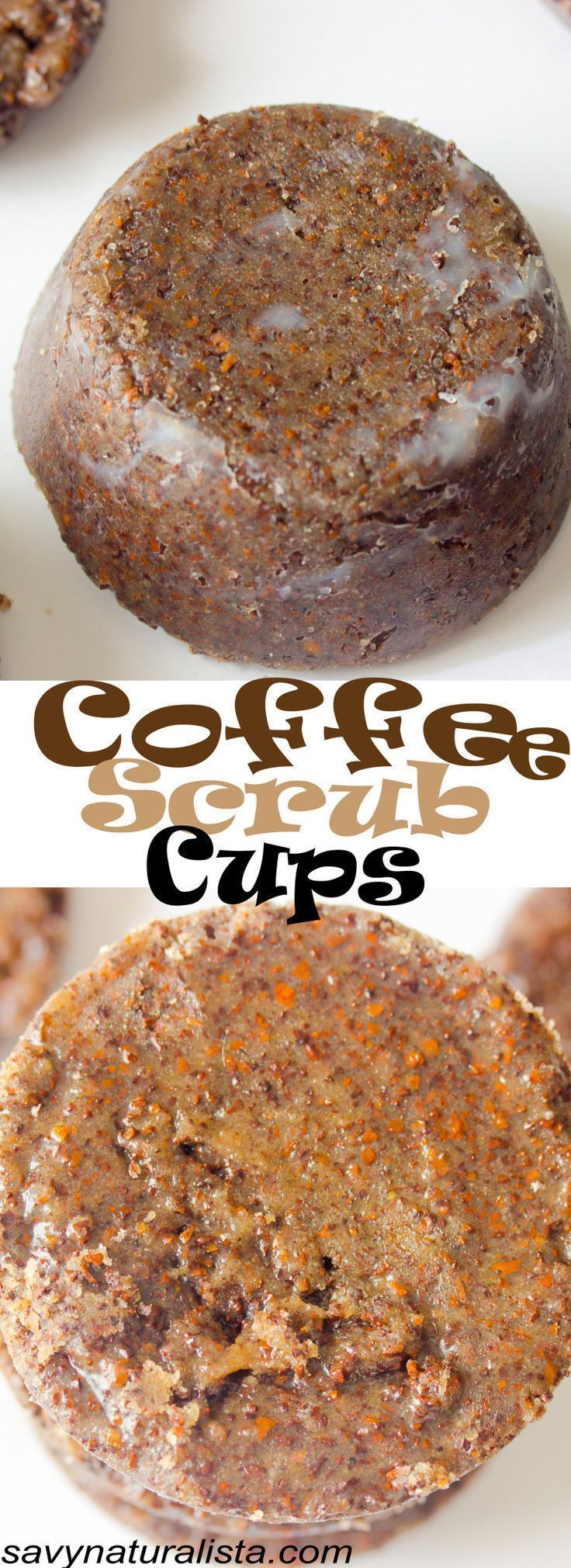 Coffee Scrub Cups