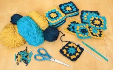 Photo of 53 Trendy Crochet Stitches For Beginners Granny Squares :  53 Trendy Crochet Sti…