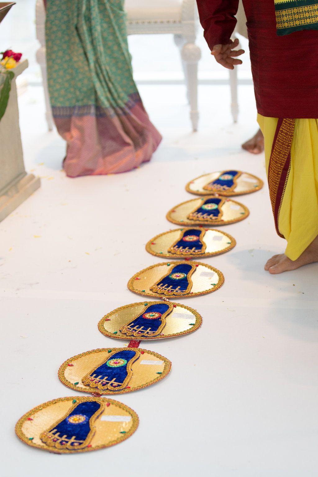 Ceremony Traditions / Indian Wedding / Summer Wedding