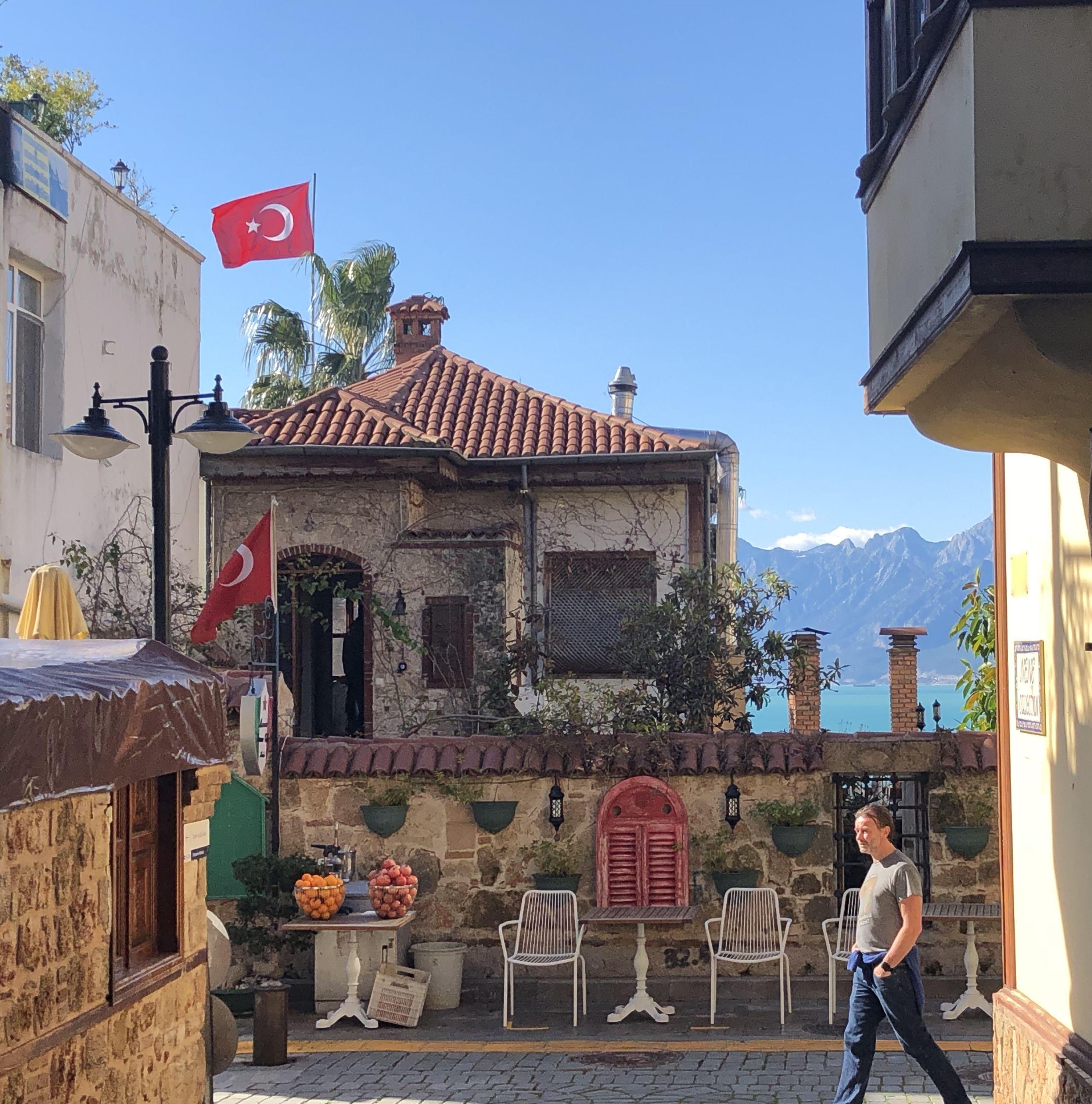 Antalya Old Town January 2018 Antalya Outdoor Decor Home