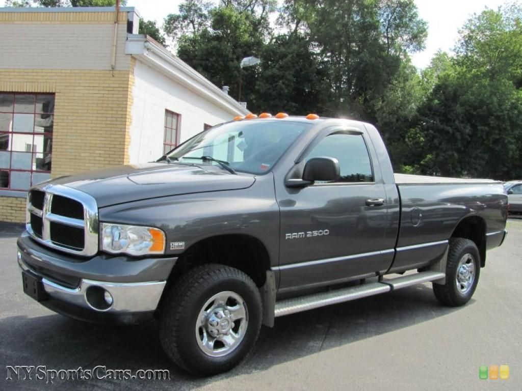 Dodge ram 2500 regular cab 4x4