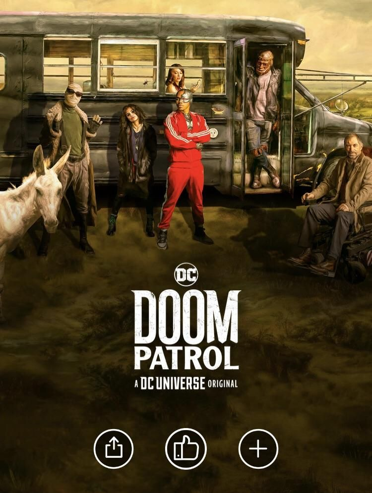 Doom Patrol Izle Doom Patrol Dizisi Yasadiklari Trajik Kazalar