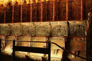 Sillería Del Coro De La Catedral De Toledo De Felipe Bigarny H 1475 1543 Arte Medieval Goticas Arte
