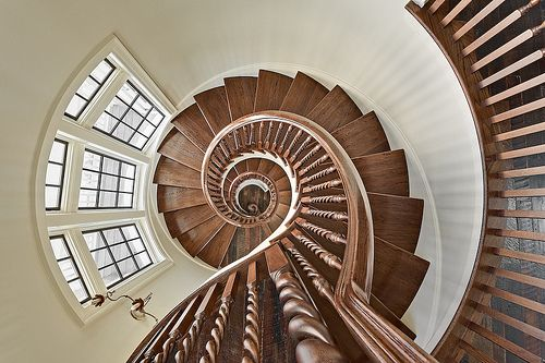 3 Story Staircase   Panama City Beach Florida By Michael James   Digital  Coast Image,