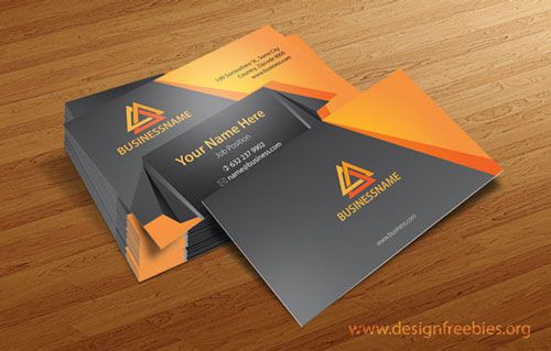 28 Free Adobe Illustrator Vector Business Card Templates With
