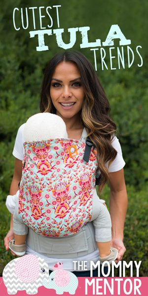 The Cutest Tula Prints On The Market Mommy Mentor Tula