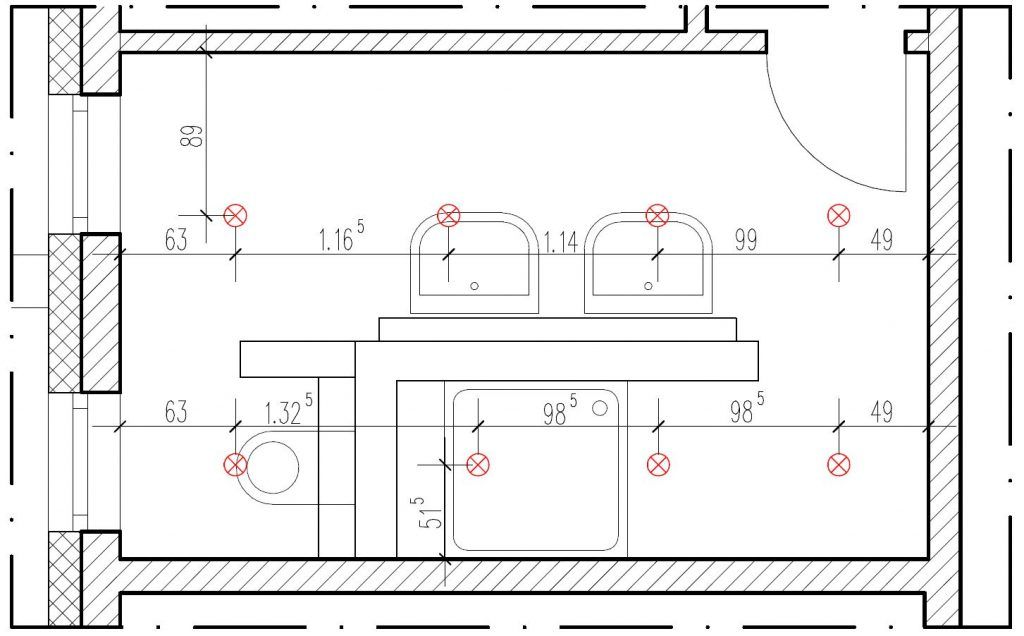 Bildergebnis Fur Wohnzimmer Spots Anordnung Einbaustrahler Einbaustrahler Bad Deckenspots