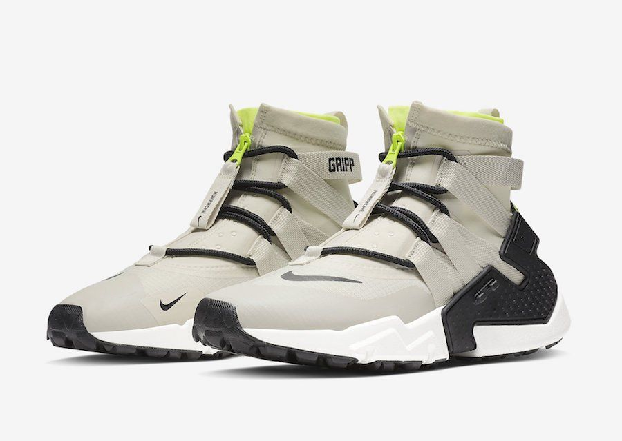amplio traicionar Regan  Nike Air Huarache Gripp Light Orewood Brown | Air huarache, Nike, Nike air  huarache