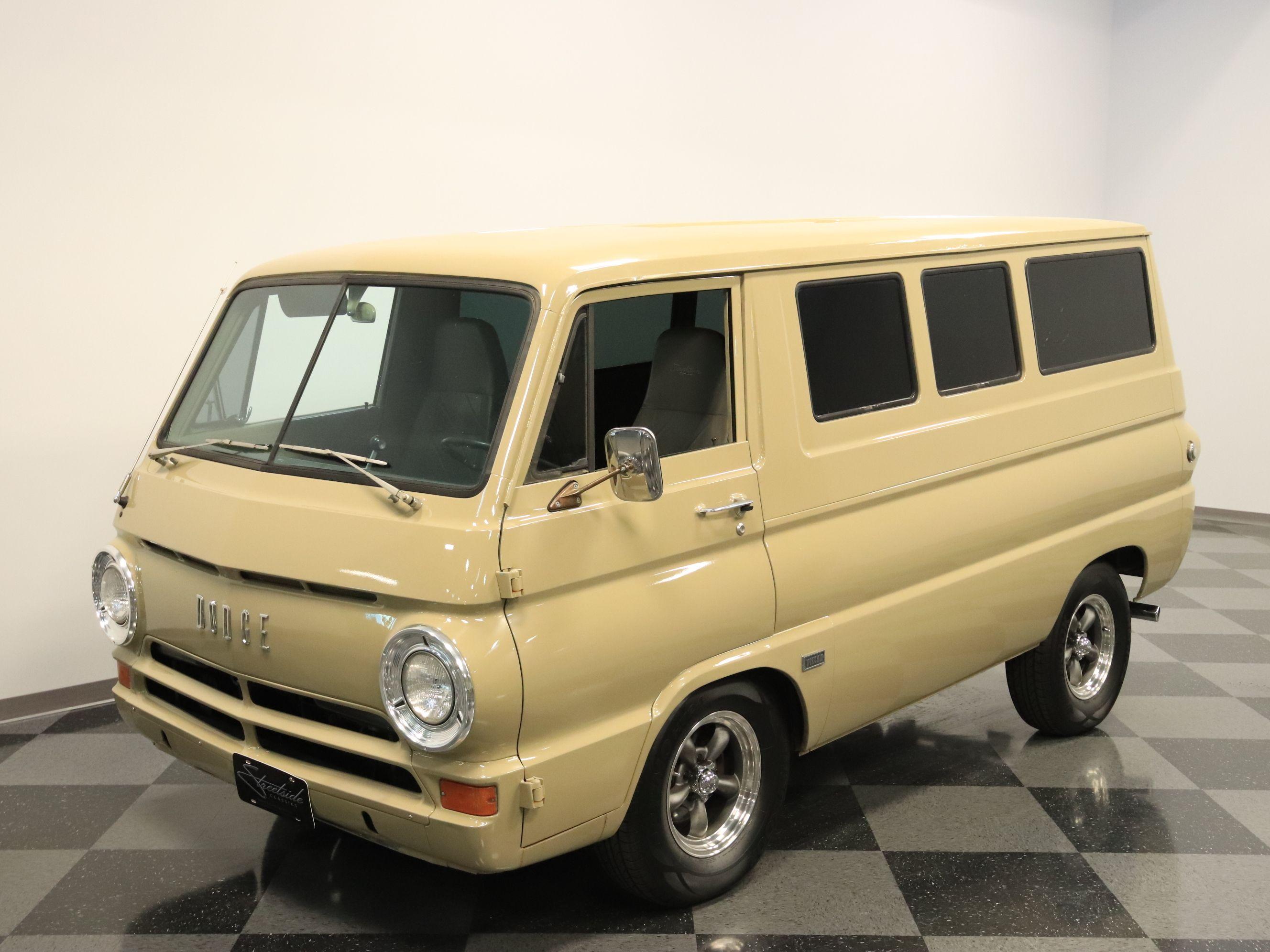 0030-PHX | 1965 Dodge A-100 | Streetside Classics | Dodge A100 ...