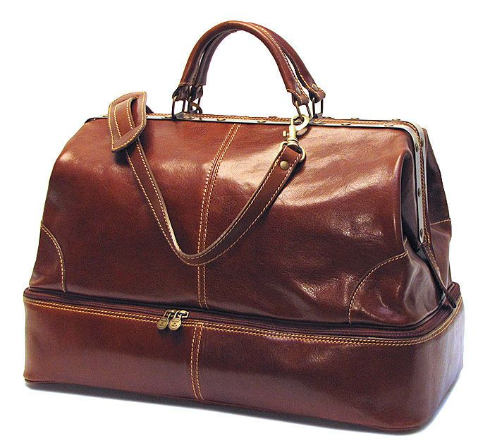 Floto Positano Grande Leather Duffle Travel Bag in Brown Calfskin (45DZ)  https://t.co/VeVQMog8pq https://t.co/xgfzMuiEoM