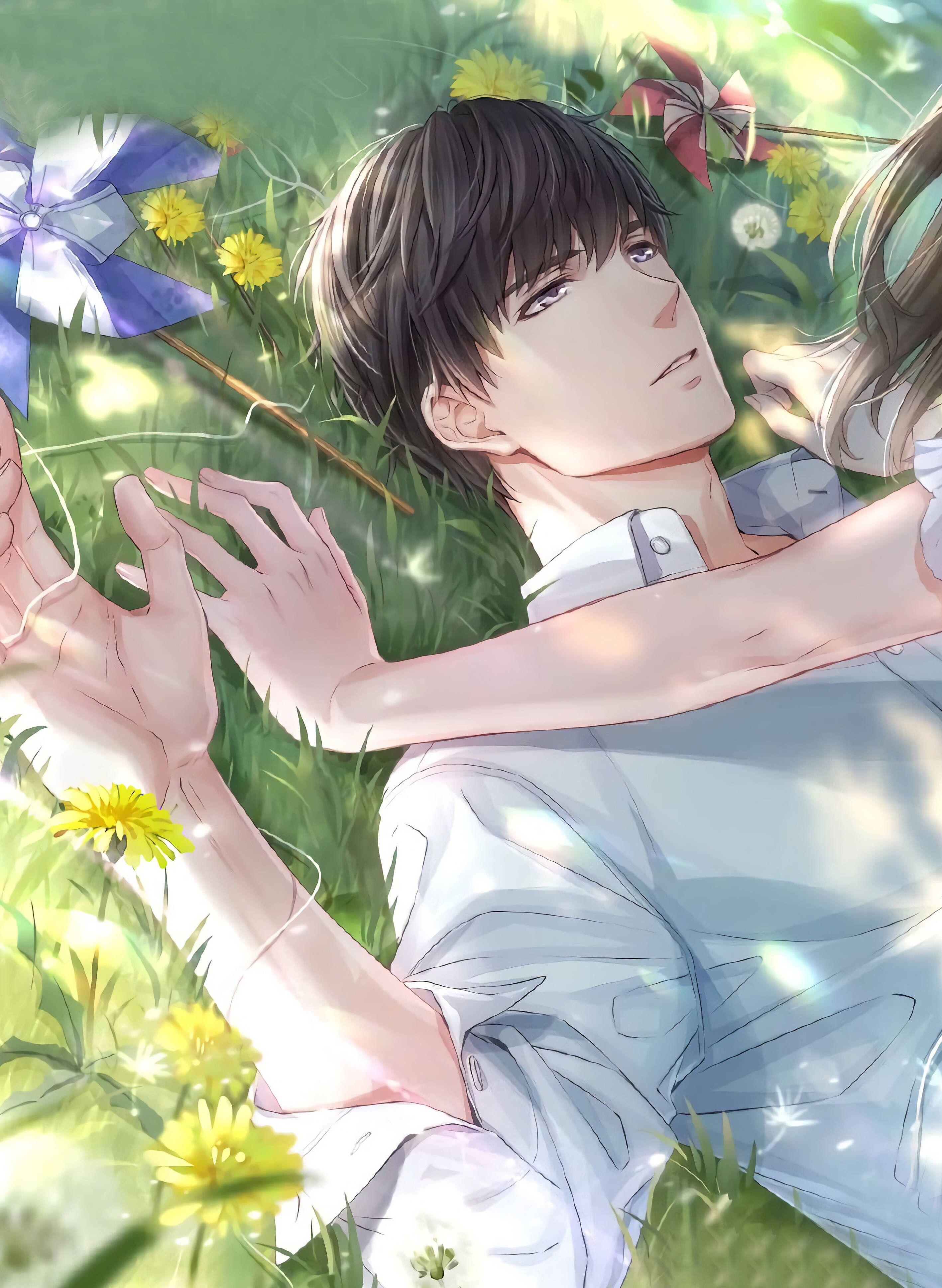 Ghim của Hàn trên Anime + Manhua Anime, Nghệ thuật, Trai đẹp