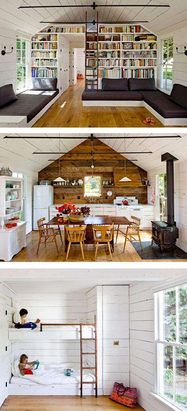 Decluttering Inspiration Tiny House Design Small House Design Tiny House Swoon