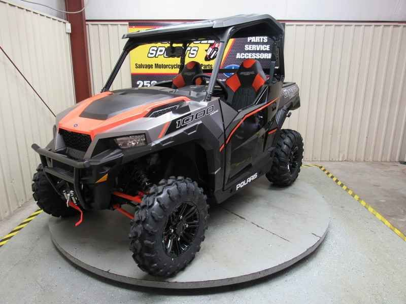 New  Polaris General  Deluxe  Power Steerin Atvs For Sale