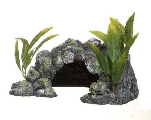 Marina Decor Polyresin Cave Large Fish Aquarium Decorations Fish Tank Decorations Aquarium Decorations