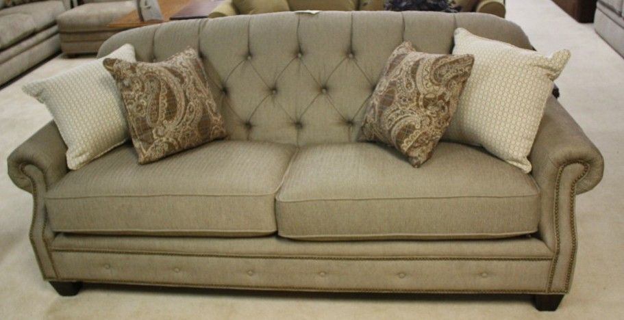Flexsteel Sofas P7386 31 Champion Sofa