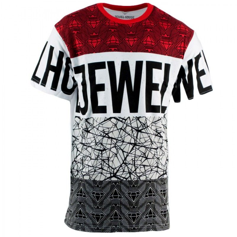 Wonderful The Jewel House Crackle Tee Is Out And Available For $40 On CityGear.com