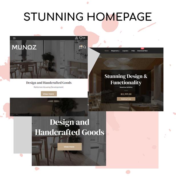 munoz hotel free shopify theme