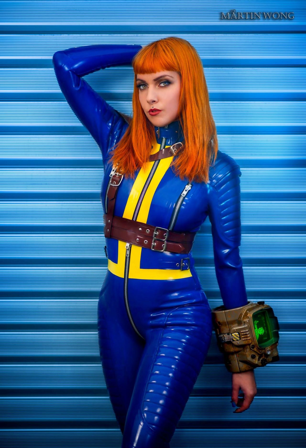 Fallout 4 Rubber : fallout, rubber, Cosplay/Costume