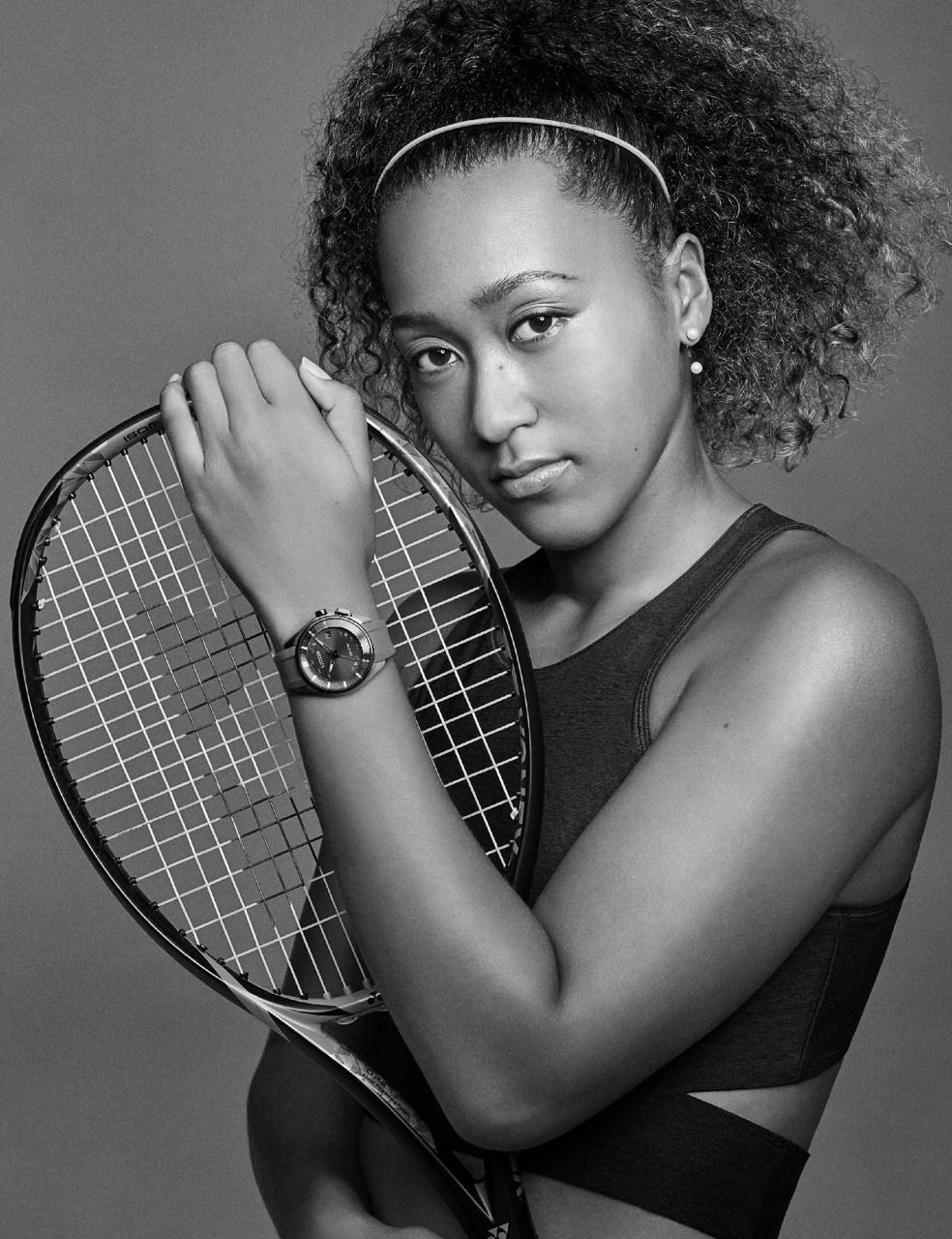 Pin By Edmond Collier On People Of Color Globally Tennis Players Female Athletic Models Osaka