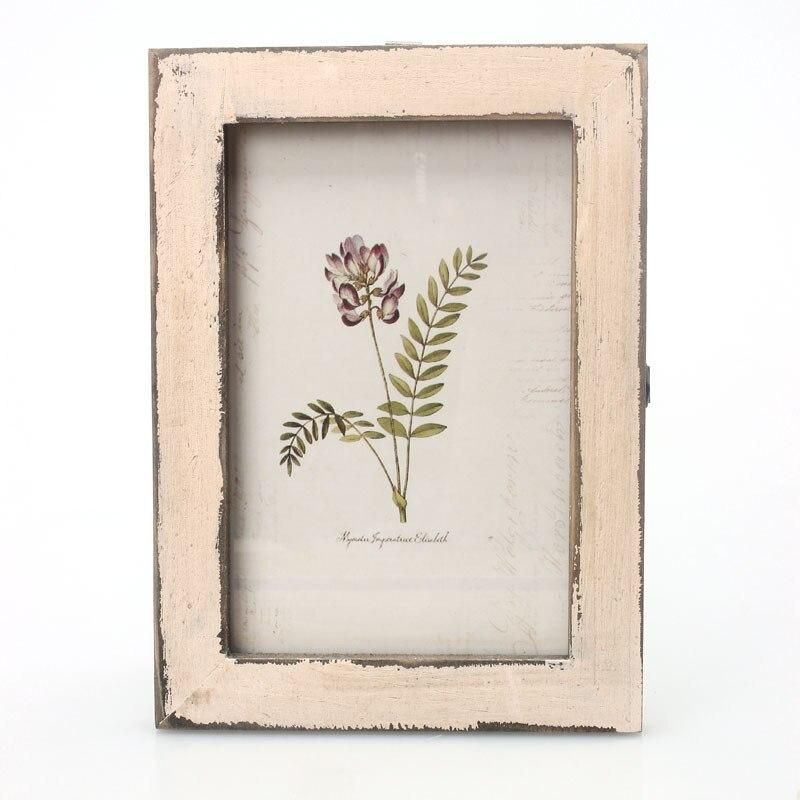 Photo of 1PC Vintage Multi Decorative Photo Frame Online Home Decor Art Wooden Wedding Mini Pictures Frames DIY Family Home Decor – China / B