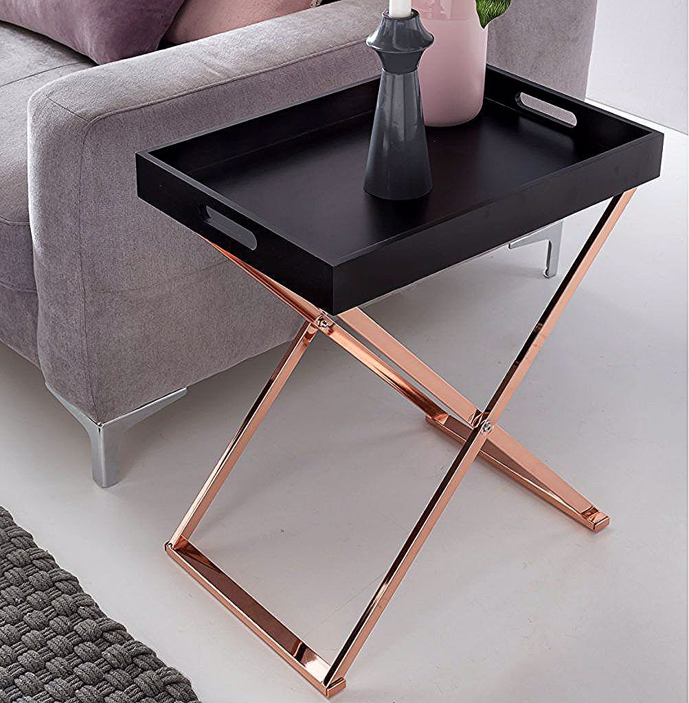 Living Style Couchtisch Aldi Beistelltisch Aldi Süd 2018 | Side Table, Copper Coffee Table, Living Room Coffee Table