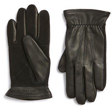$195, Rag and Bone Rag Bone Windsor Leather Gloves. Sold by Nordstrom. Click for more info: https://lookastic.com/men/shop_items/369985/redirect