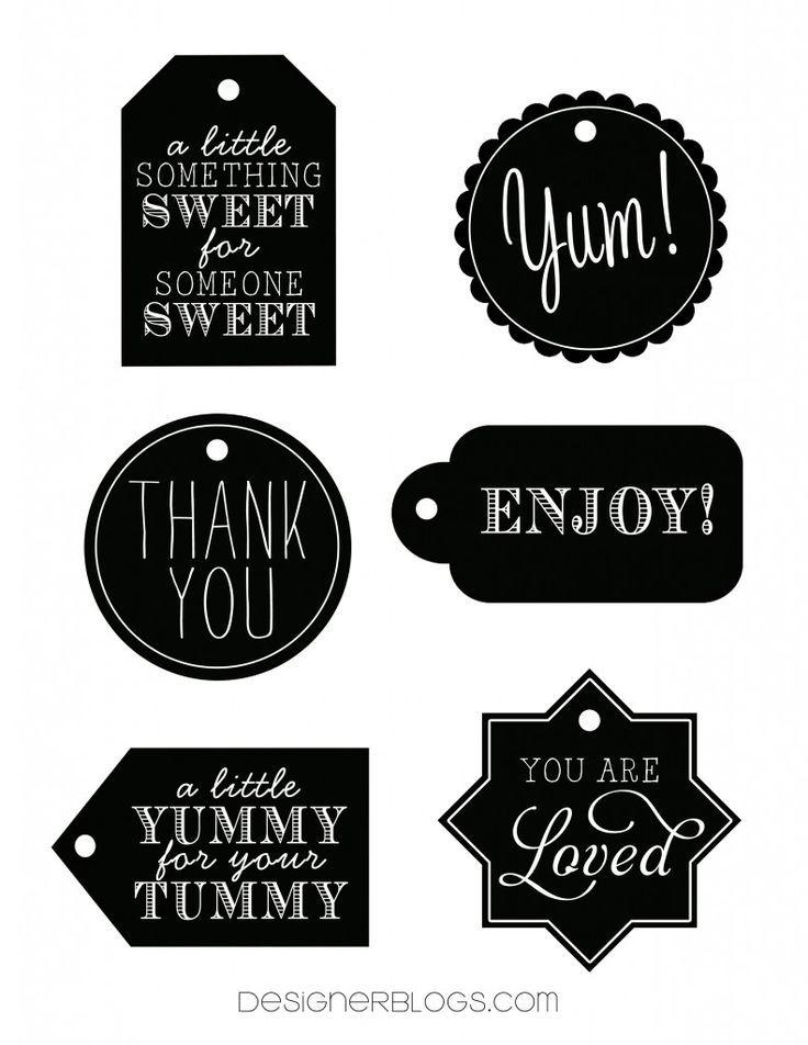 Imágenes para imprimir-Free Printables   Sons, Tags and Black