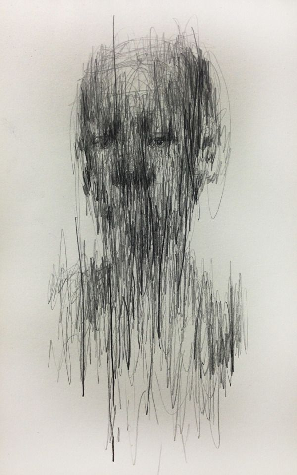 pencil on paper 2013