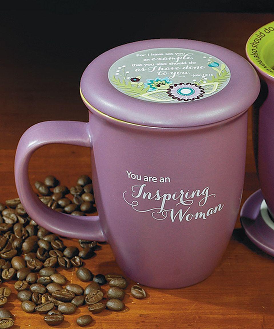 Love This Inspiring Woman Mug Coaster By Abbey Press On Zulily Zulilyfinds