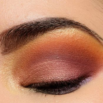 makeup tips for beginners eyeshadow placement  eye