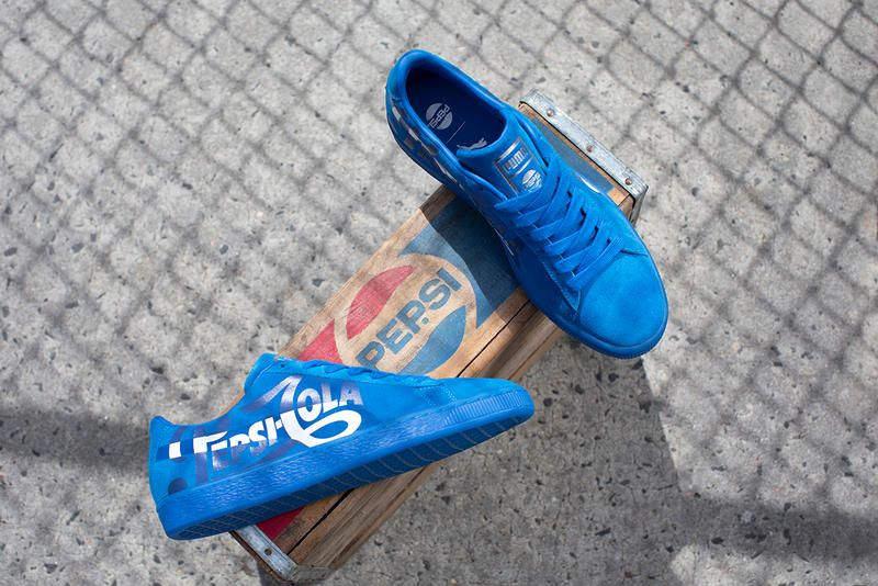 Suede In Inspired Pepsi Pumaamp; Collaborate On 2019 Vintage Release 54RjLcAqS3