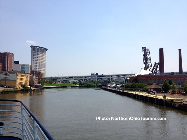 Take a cruise on the Nautica Queen, Cleveland, OH