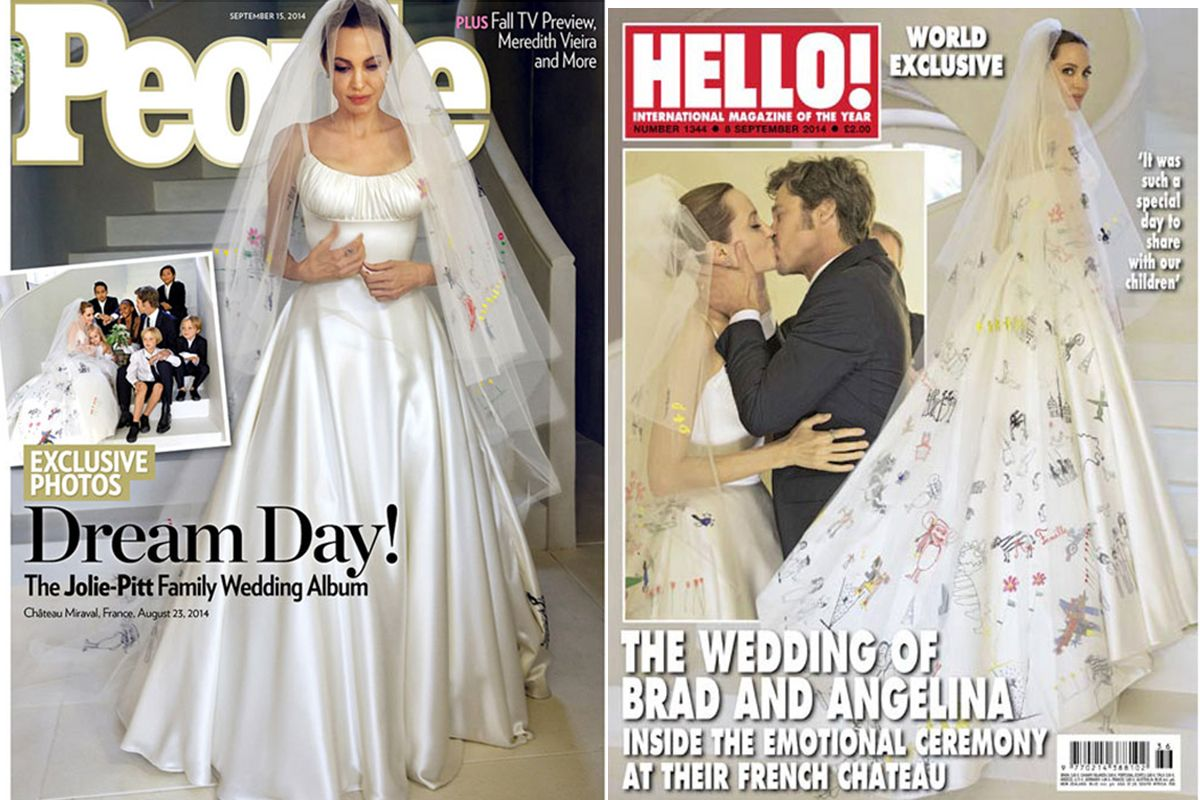 Kate Upton\'s Valentino Wedding Dress Is Jaw-Droppingly Gorgeous