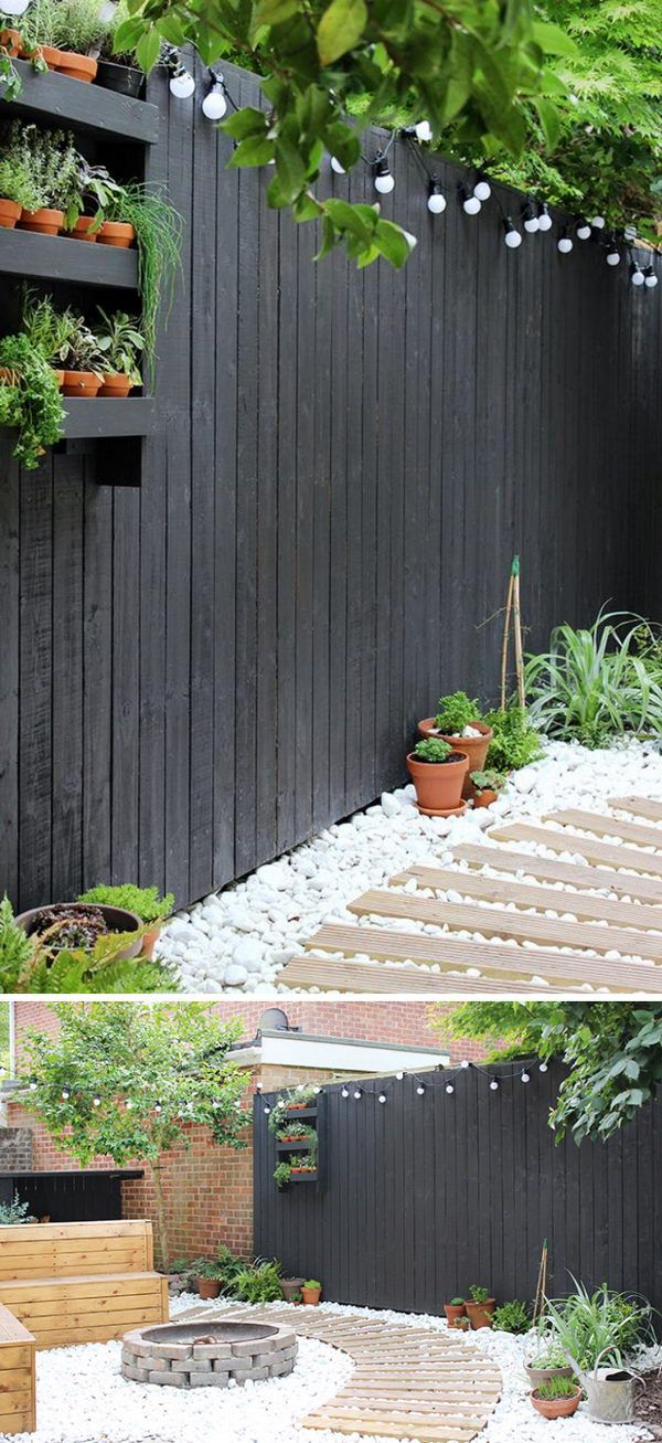 30 Cool Ideas To Decorate Your Home With White Gravel Garden
