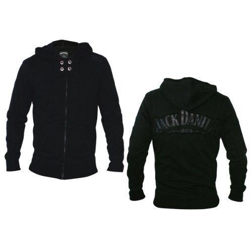 Bioworld Merchandising Jack Daniels Hoodie Black Large