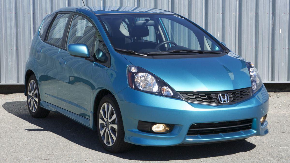 2012 Honda Fit di 2020