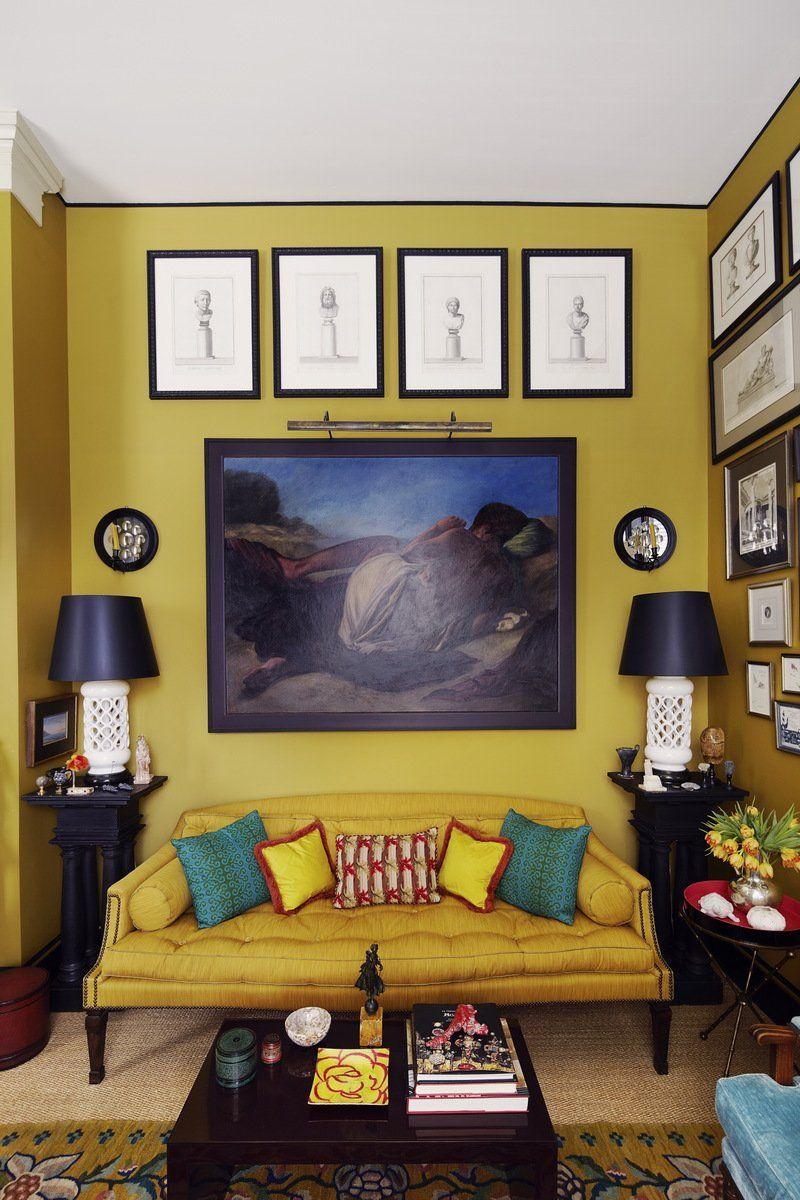 Eclectic Living Room in US by Brockschmidt & Coleman LLC | living ...