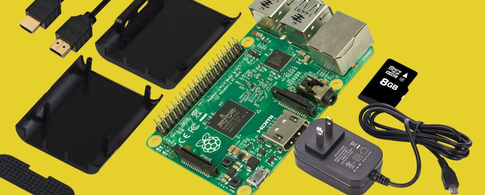 Save Money by Making Your Own Raspberry Pi Starter Kit
