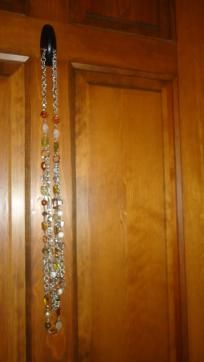 Lane Bryant Brown and green necklace
