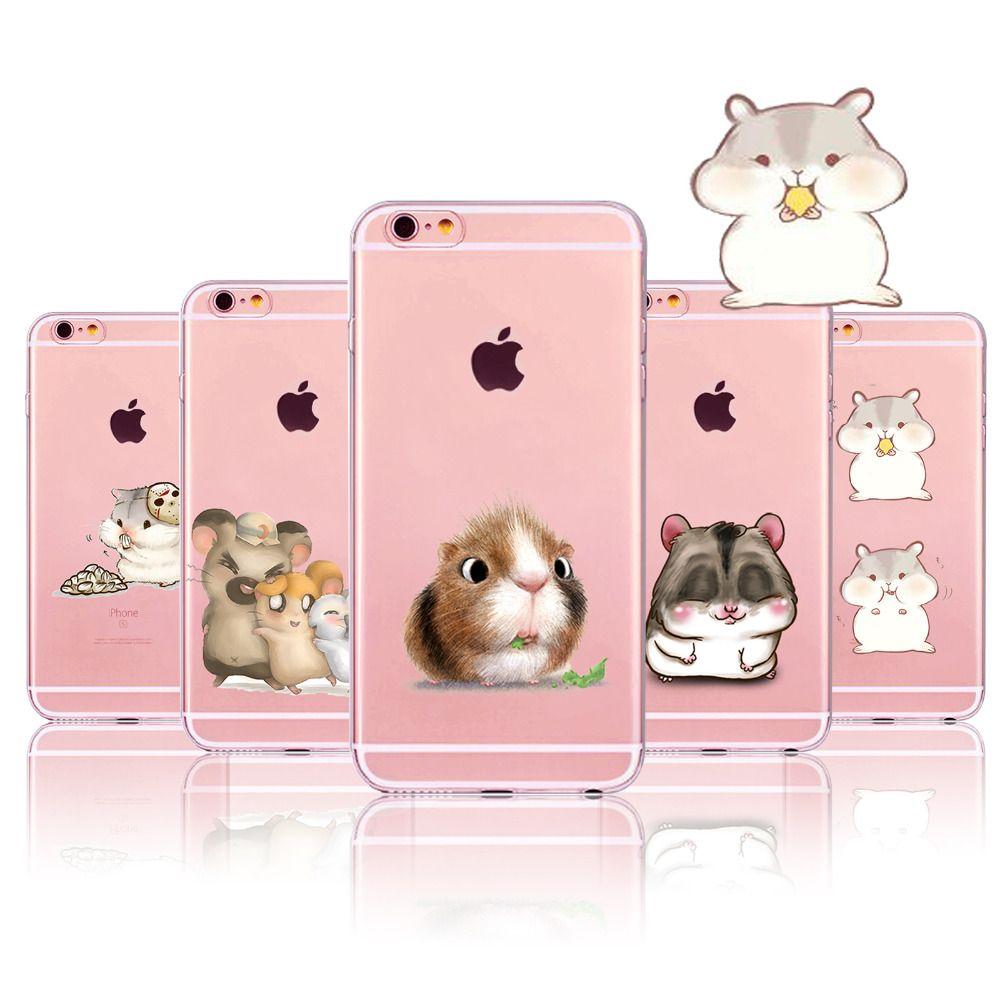 coque iphone 6 hamster