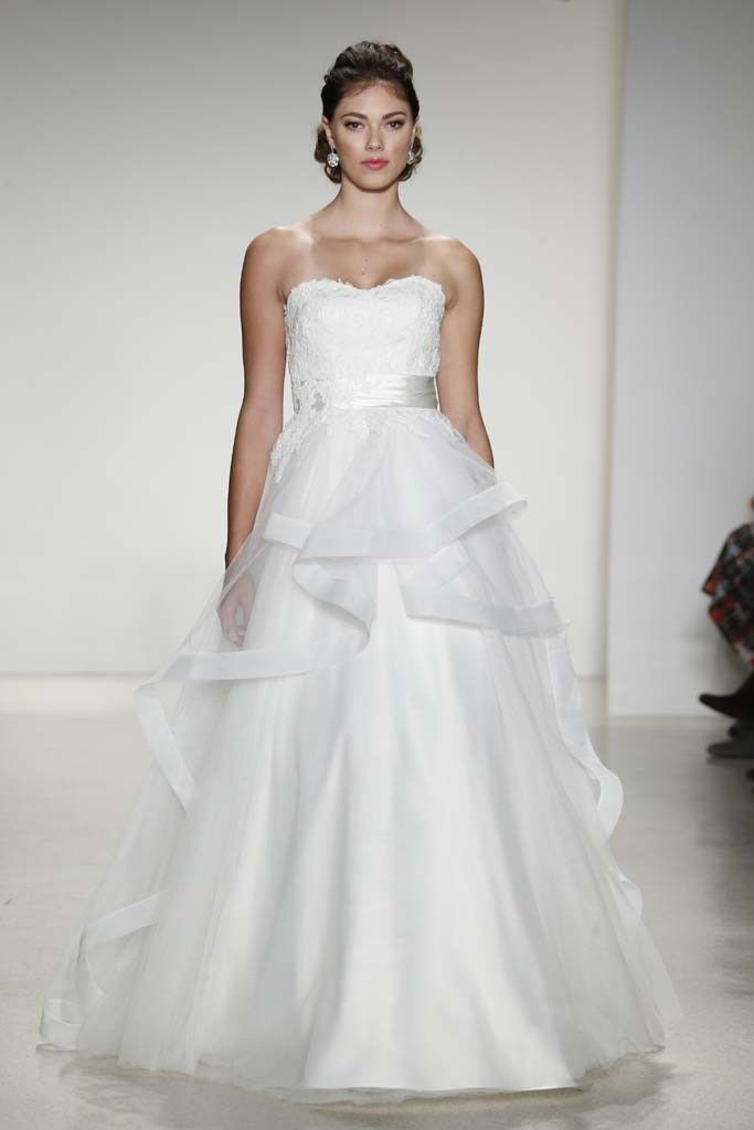 Lazaro Fall 2017 Wedding Dresses — New York Bridal Fashion