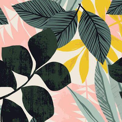 print & pattern: FABRICS - maude asbury #surfacepatterndesign