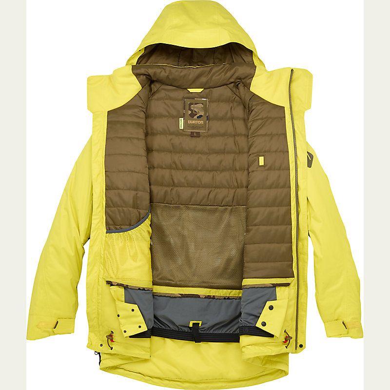 Hostile snowboard jacket with images
